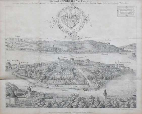 The island '' Reichenau '' in Lake Constance - photo 1