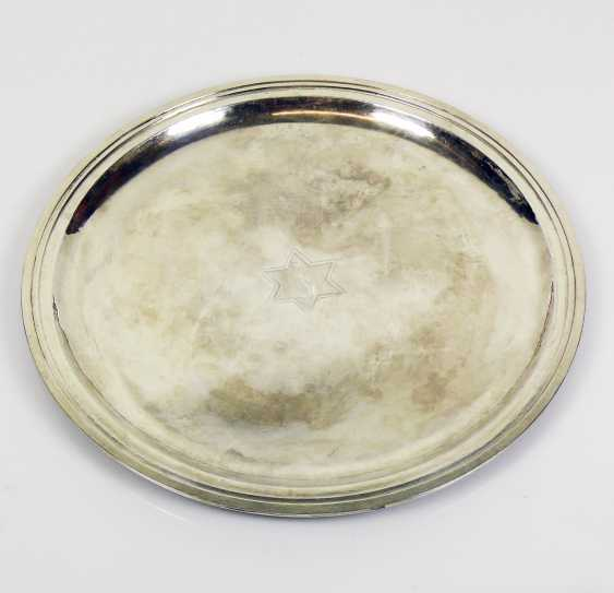 Round plate - photo 1