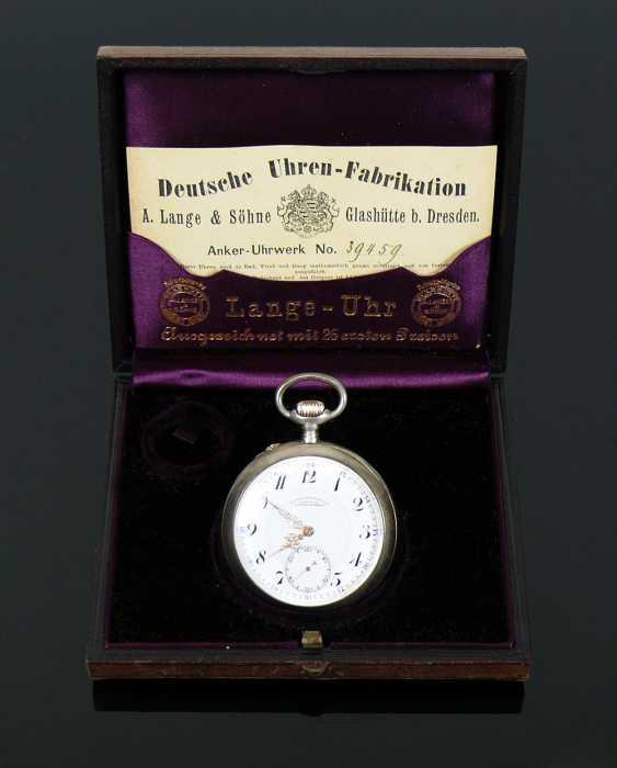 A. Lange & Söhne pocket watch - photo 1