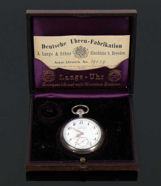 A. Lange & Söhne pocket watch - photo 3