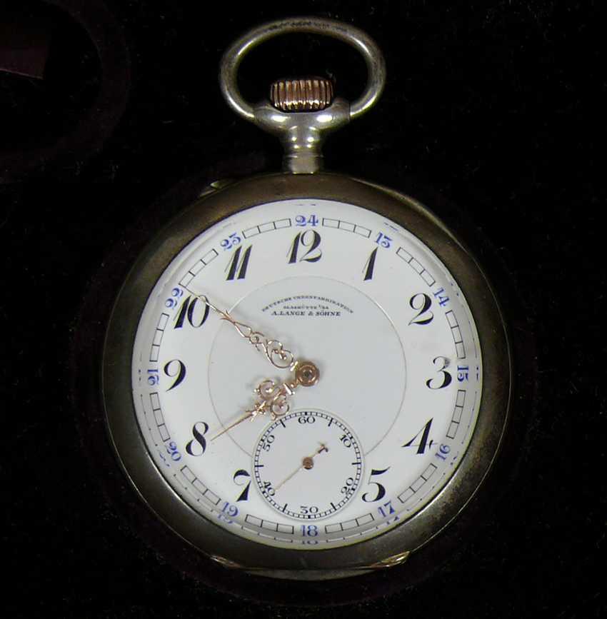 A. Lange & Söhne pocket watch - photo 4