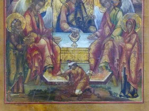 Icon `` Holy Trinity '' - photo 2