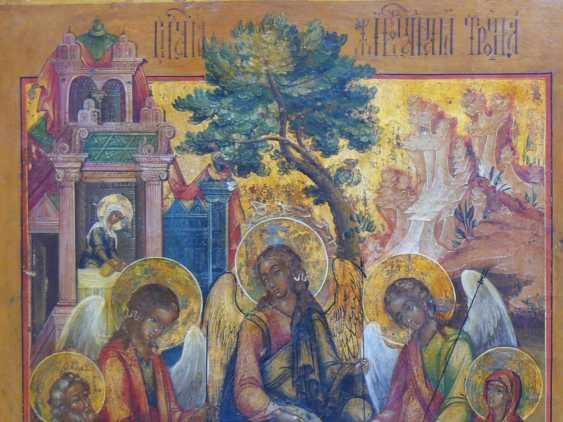 Icon `` Holy Trinity '' - photo 3