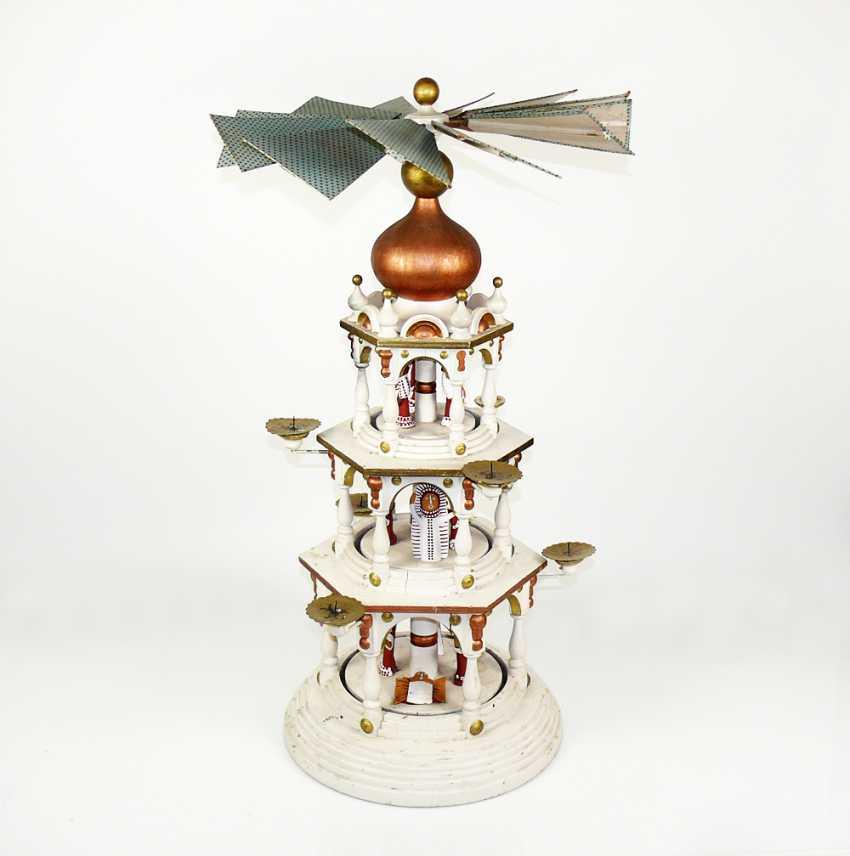 Bruno Epple Christmas pyramid - photo 1