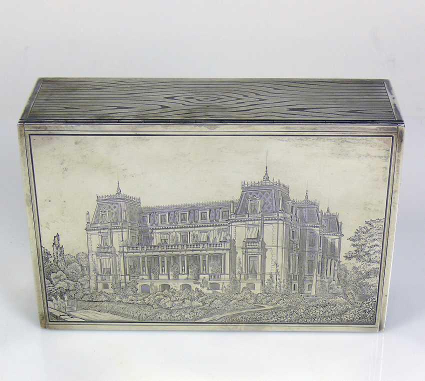 Cigar box - photo 4