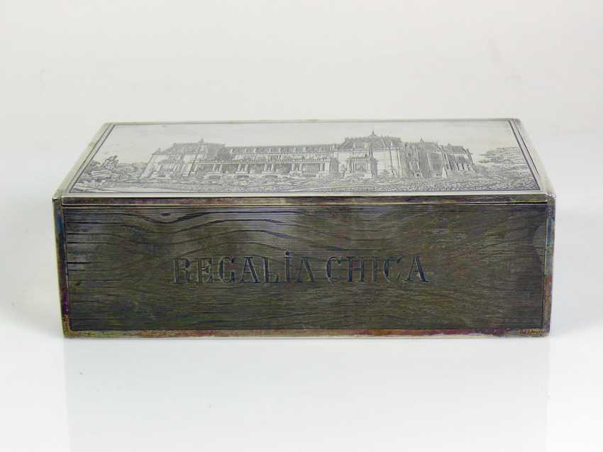 Cigar box - photo 6