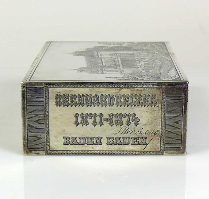 Cigar box - photo 7