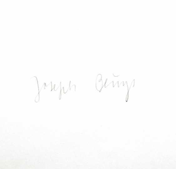 Beuys, Joseph - photo 5