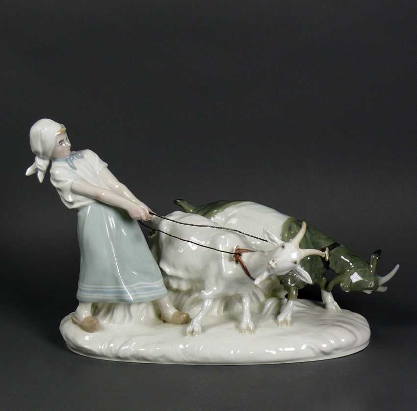 Porcelain group - photo 1