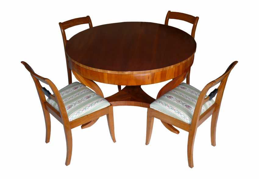 Biedermeier seating group - photo 1