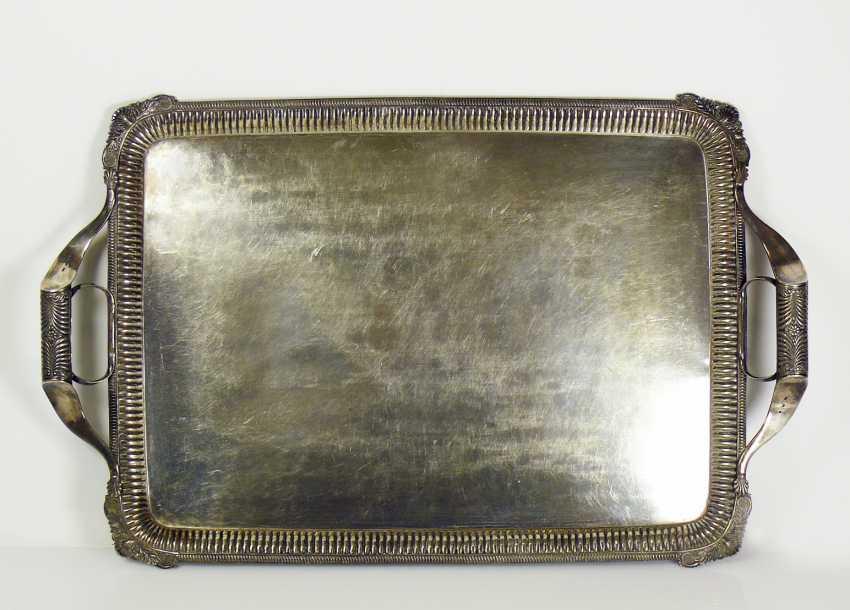 Big tray - photo 1