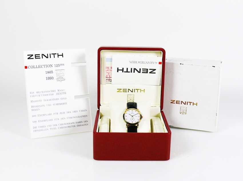 ZINITH wristwatch - photo 1