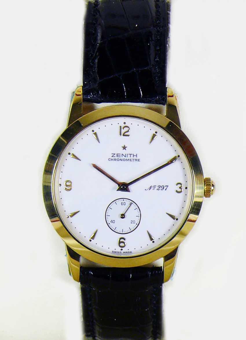 ZINITH wristwatch - photo 2