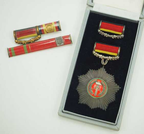 GDR: Patriotic Order of Merit - photo 1
