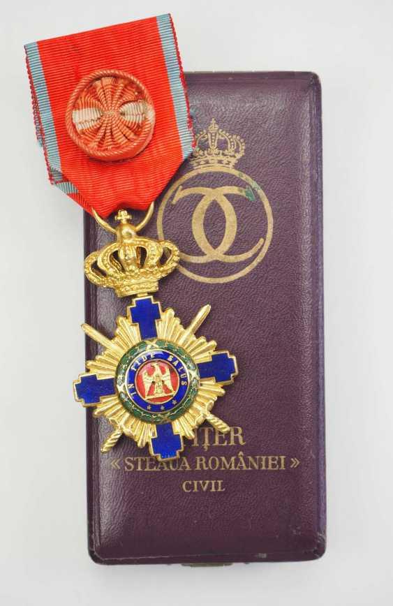 Romania: Order of the Star of Romania - photo 1