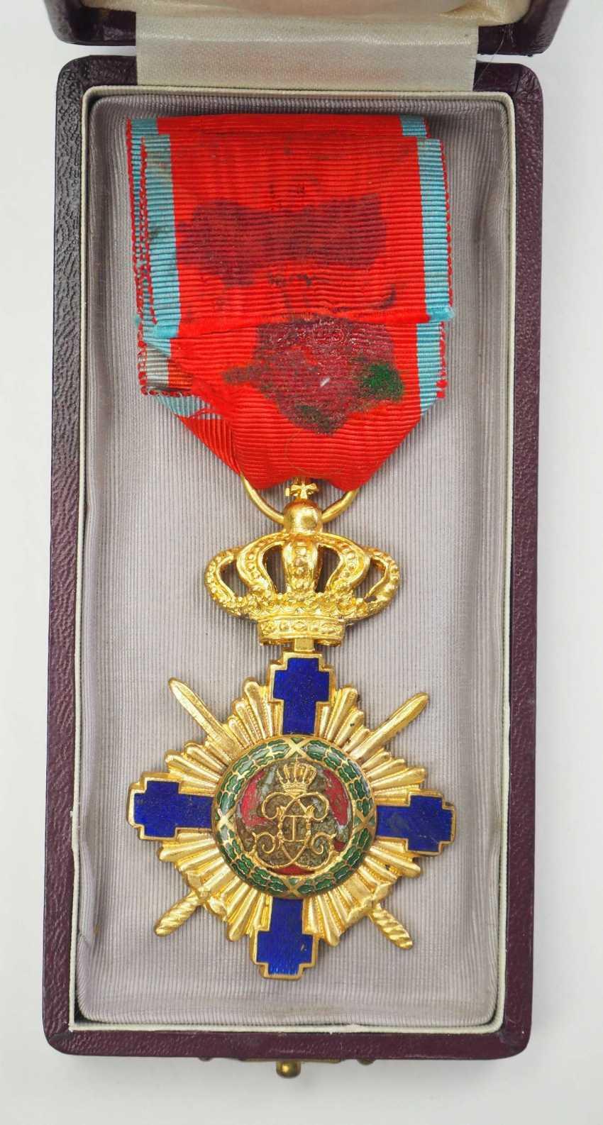 Romania: Order of the Star of Romania - photo 4