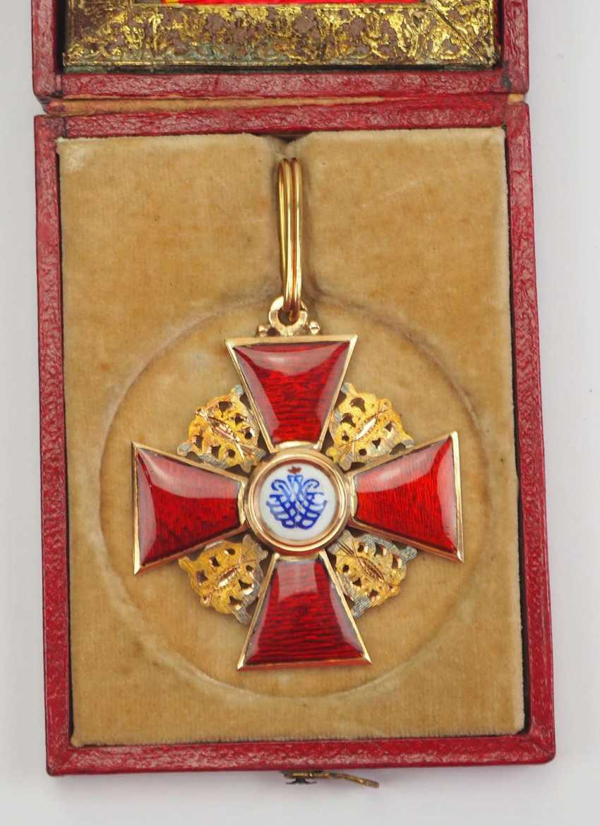 Russia: Order of St. Anne - photo 5