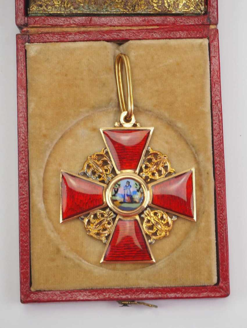 Russia: Order of St. Anne - photo 7
