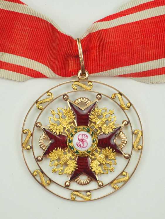 Россия: Императорский и Королевский Орден Святого Станислава - фото 1