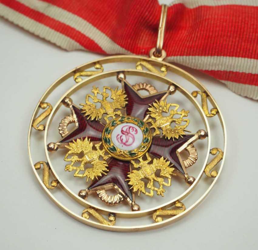 Россия: Императорский и Королевский Орден Святого Станислава - фото 2
