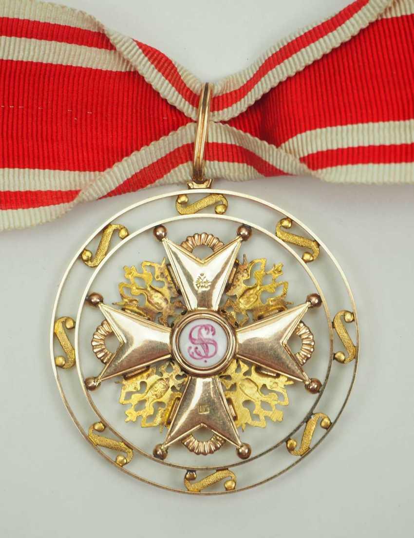 Россия: Императорский и Королевский Орден Святого Станислава - фото 3