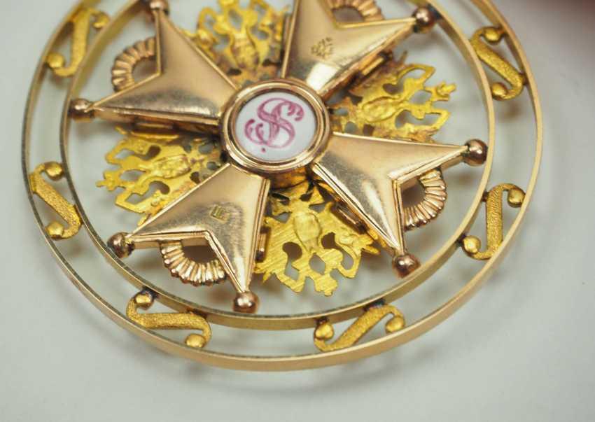 Россия: Императорский и Королевский Орден Святого Станислава - фото 4
