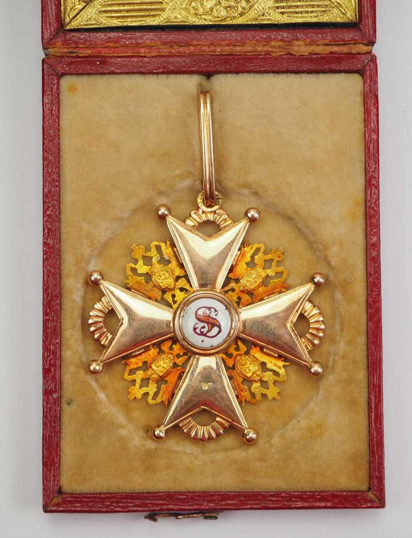 Russia: Imperial and Royal Order of St. Stanislaus - photo 6