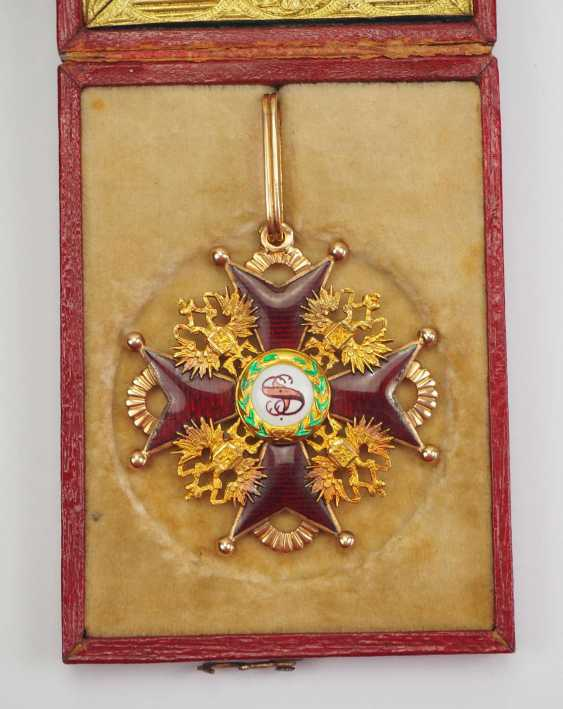 Russia: Imperial and Royal Order of St. Stanislaus - photo 7
