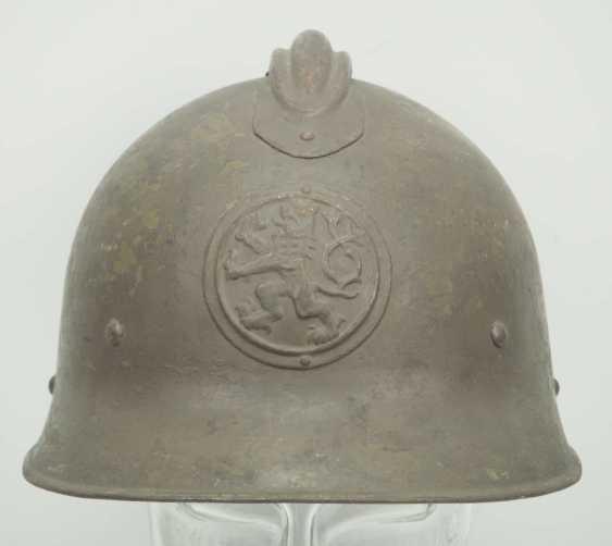 Czechoslovakia: steel helmet. Bell based on the French model - photo 2