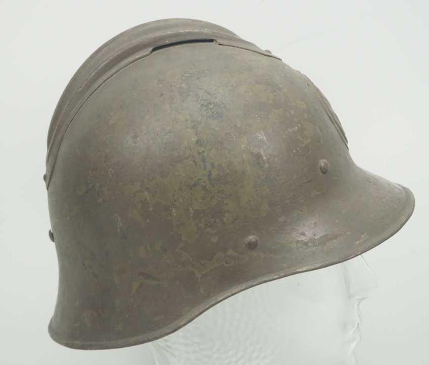Czechoslovakia: steel helmet. Bell based on the French model - photo 3