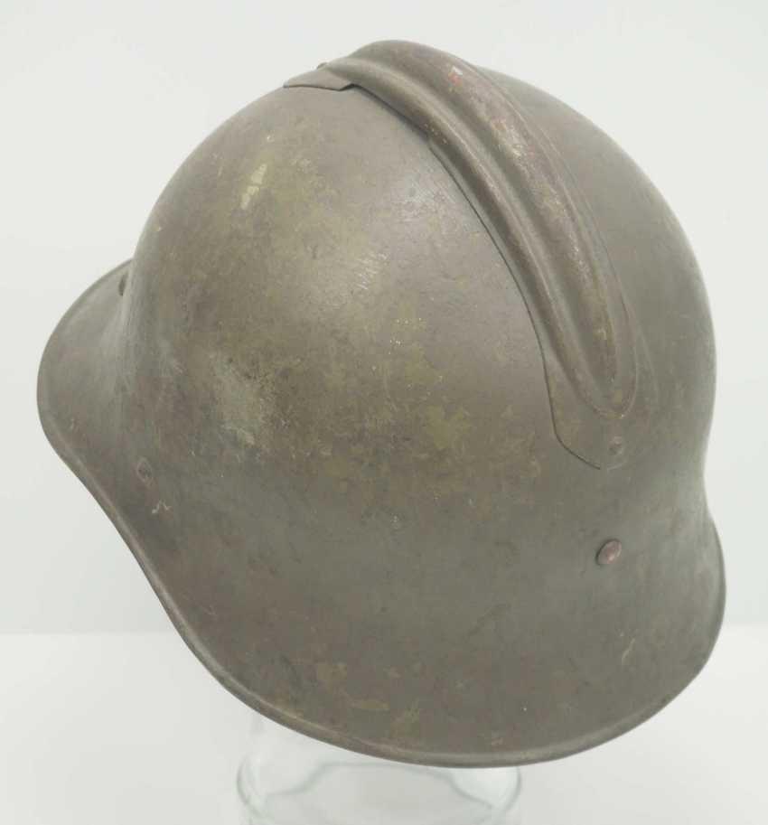 Czechoslovakia: steel helmet. Bell based on the French model - photo 4