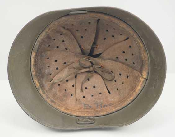 Czechoslovakia: steel helmet. Bell based on the French model - photo 5