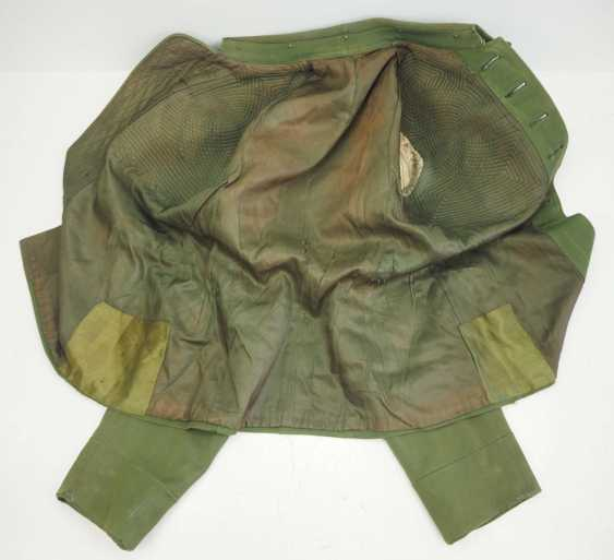 Czechoslovakia: Uniform jacket of a non-commissioned officer (1930-39). Olive green cloth - photo 4