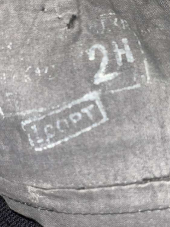Russia: Boot Pants - Chamber Piece. Blue cloth - photo 4