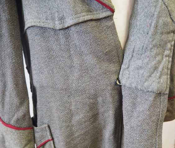 Caucasian: gray cape. Gray - photo 2