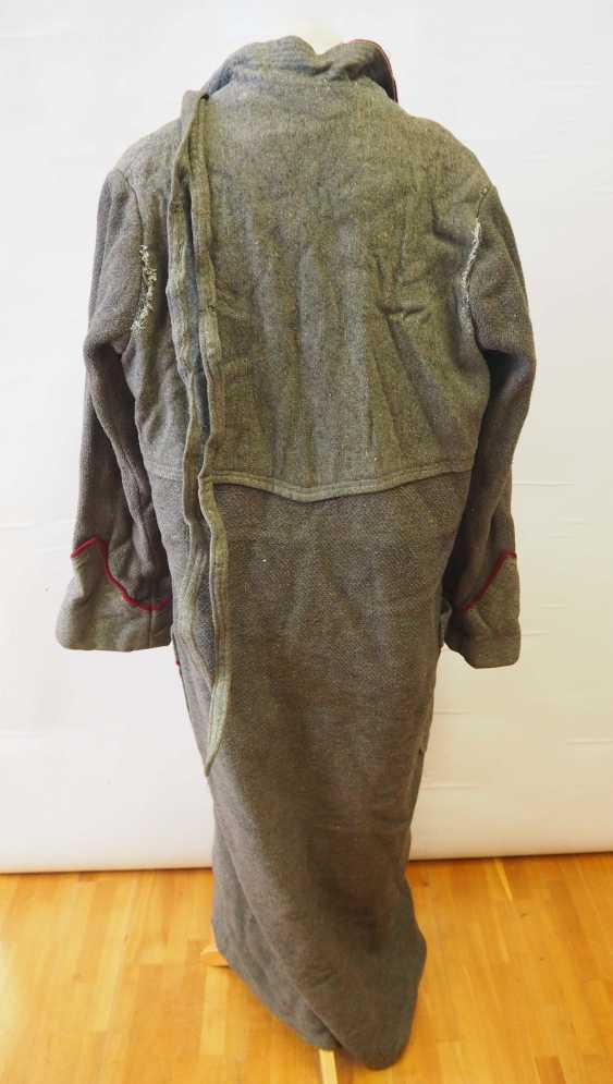 Caucasian: gray cape. Gray - photo 3