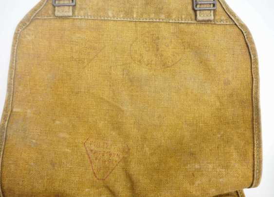 Poland: bread bag - 2 copies. Each with chamber stamp. Condition: II - photo 2