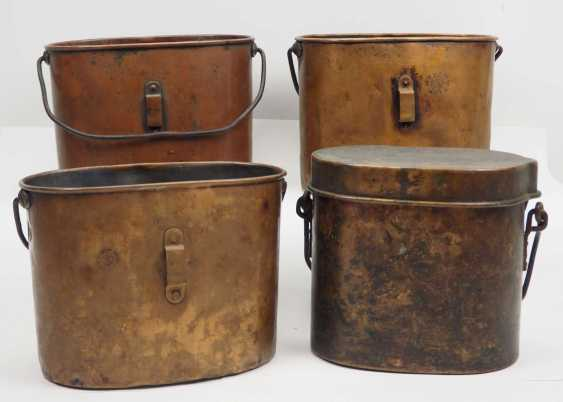 Russia: cookware - 4 copies. Partly with a lid - photo 1