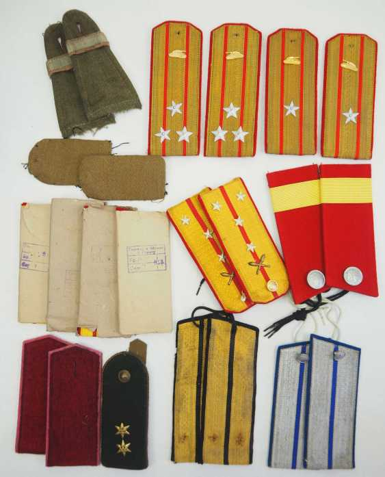 Soviet Union: Lot epaulets. Various - photo 1