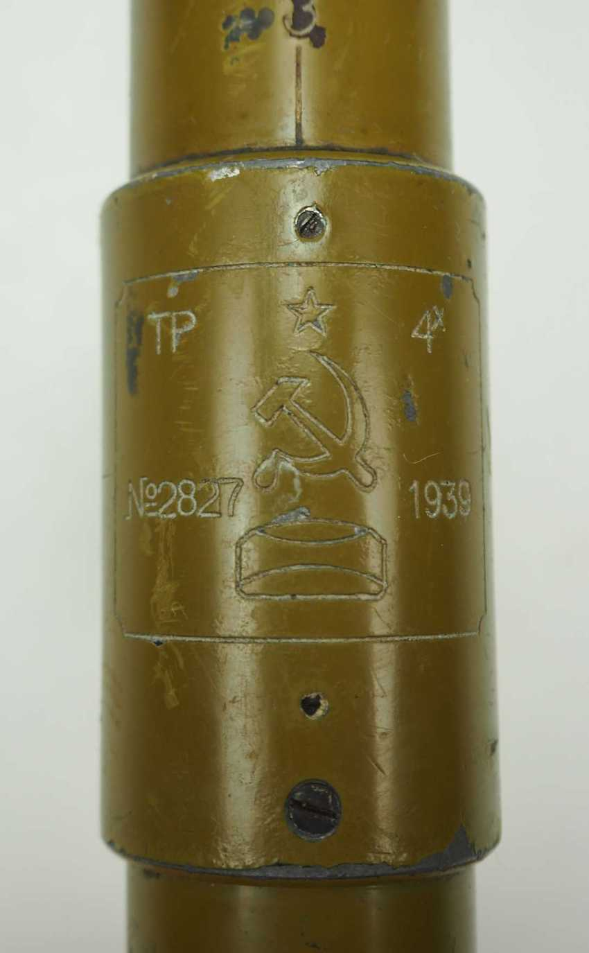 Soviet Union: trench periscope. Trench periscos with olive green paint - photo 2