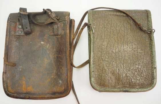 Soviet Union: map case - 2 copies. Leather or synthetic leather - photo 3