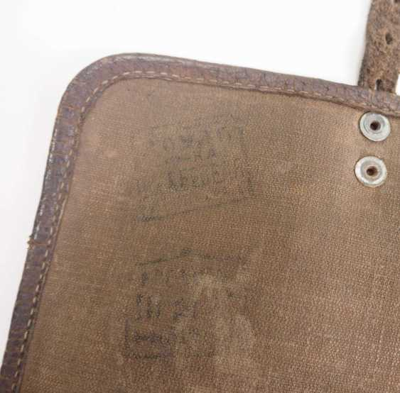 Soviet Union: map case - 2 copies. 1.) Synthetic leather - photo 3