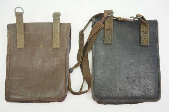 Soviet Union: map case - 2 copies. 1.) Synthetic leather - photo 4