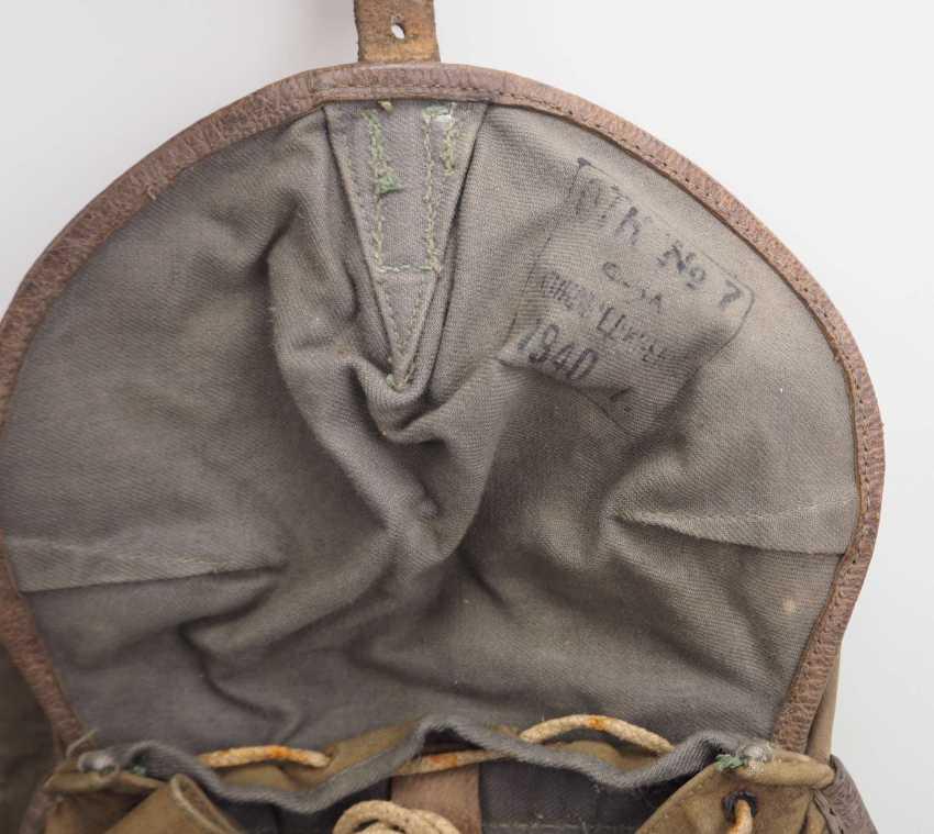 Soviet Union: Backpack M39 - 1940. Ocher colored - photo 2