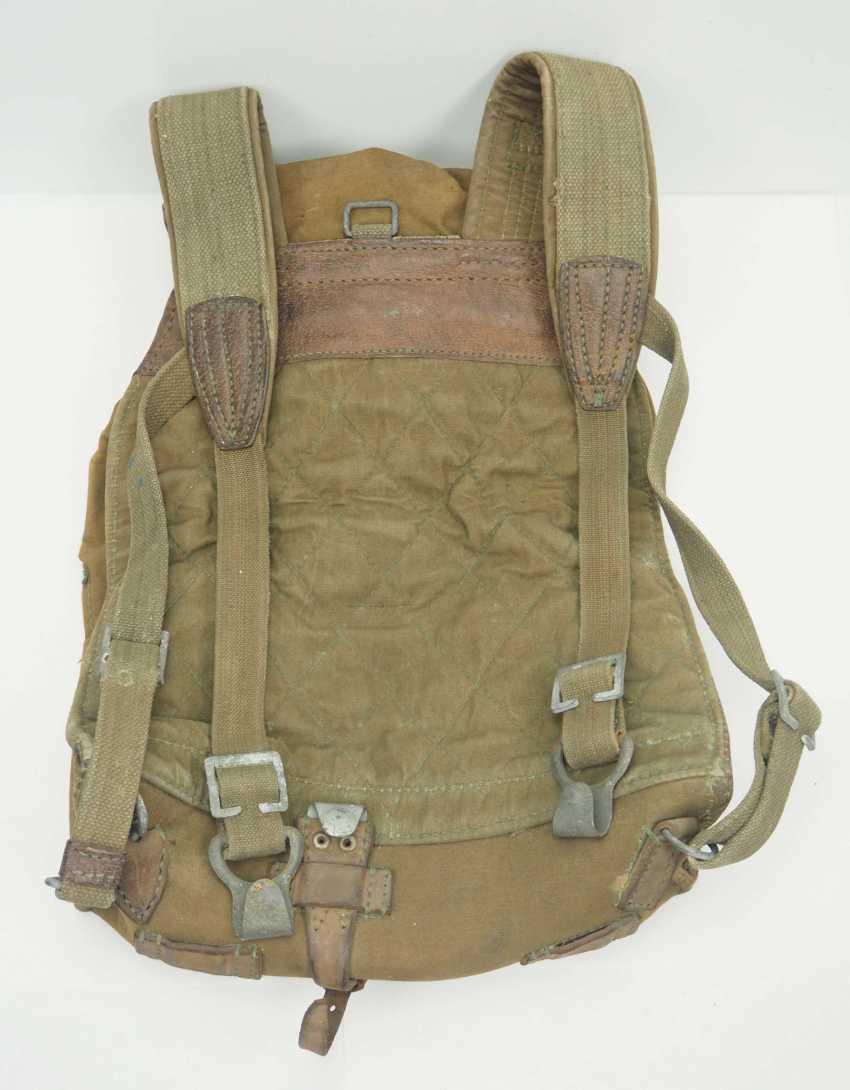 Soviet Union: Backpack M39 - 1940. Ocher colored - photo 3