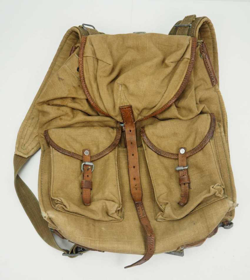 Soviet Union: Backpack M39. Sand colors - photo 1