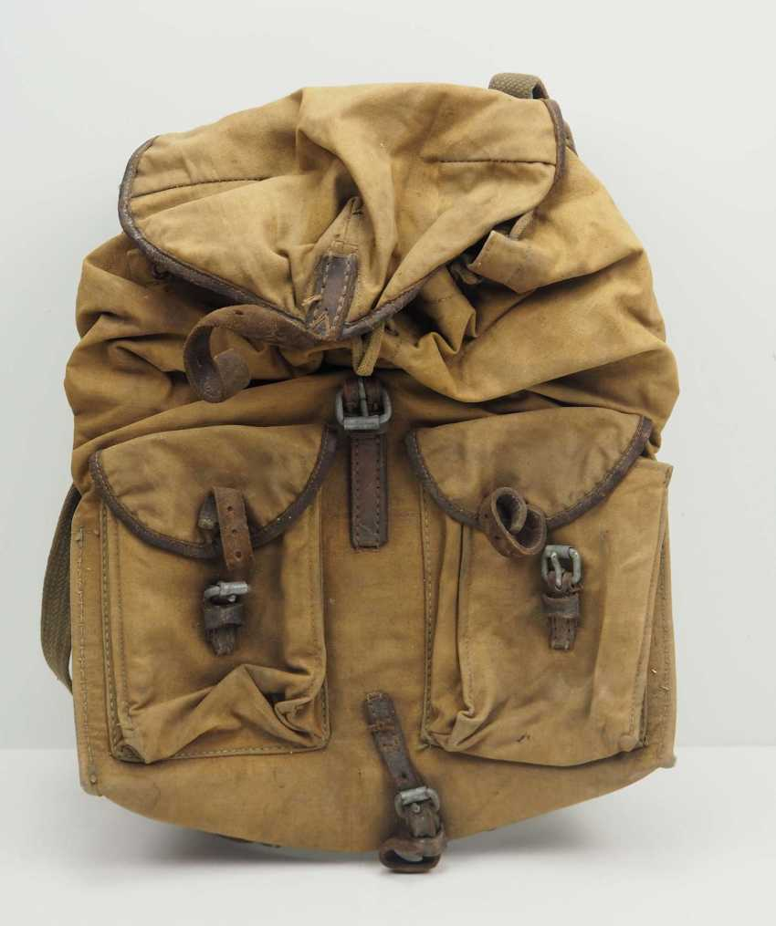 Soviet Union: Backpack M39. Sand colors - photo 1