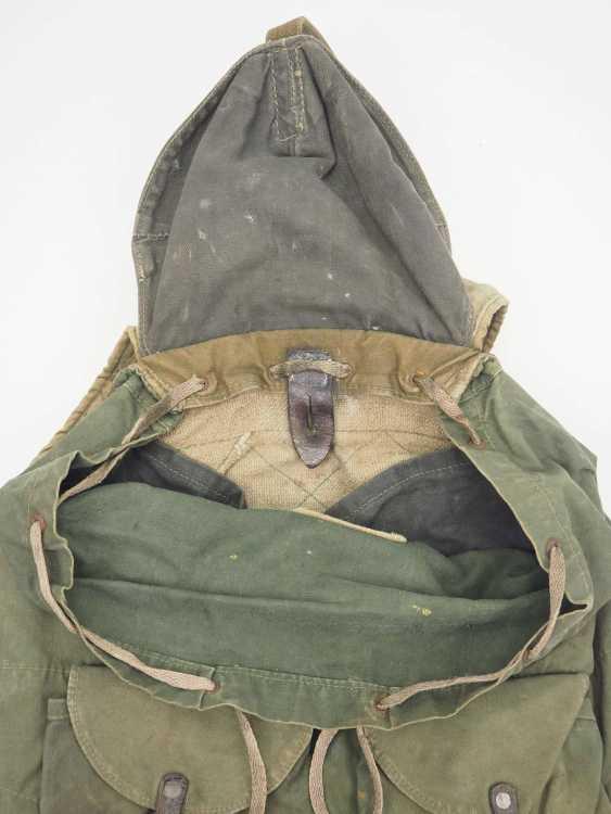 Soviet Union: Backpack M39. Green cloth - photo 2