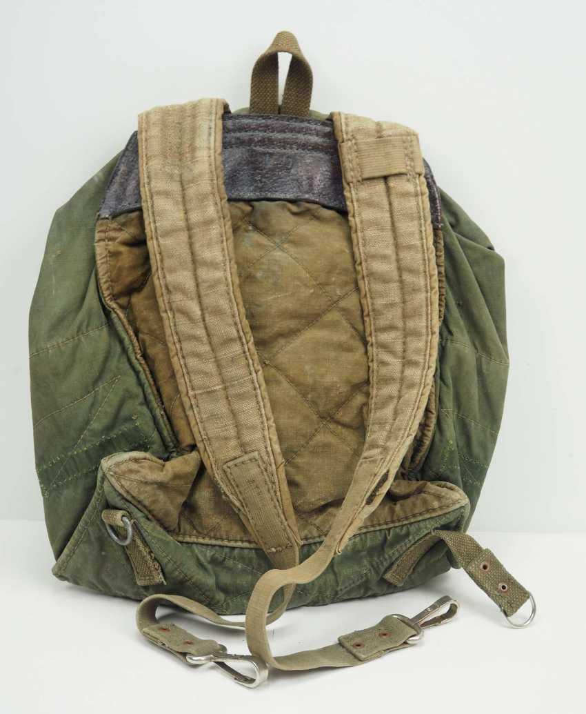 Soviet Union: Backpack M39. Green cloth - photo 3