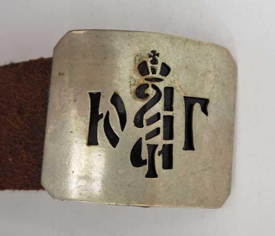 Soviet Union: belt with belt - 3 copies. Various. Condition: II - photo 2